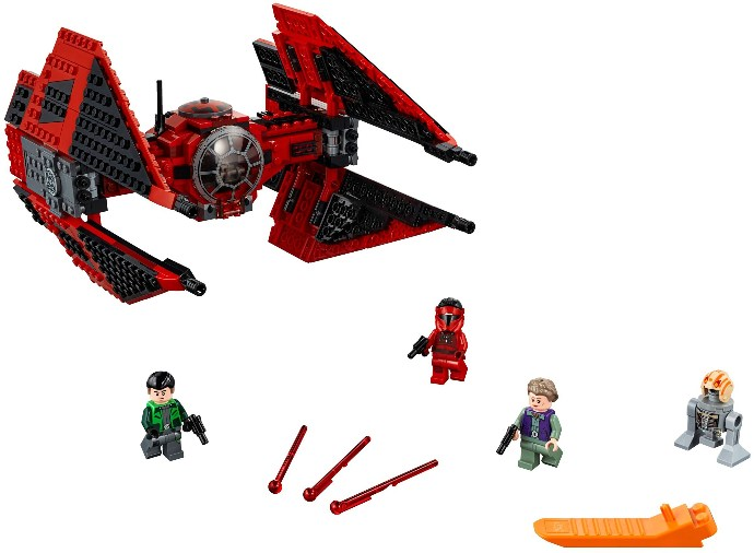 75240-1 Major Vonreg's TIE Fighter