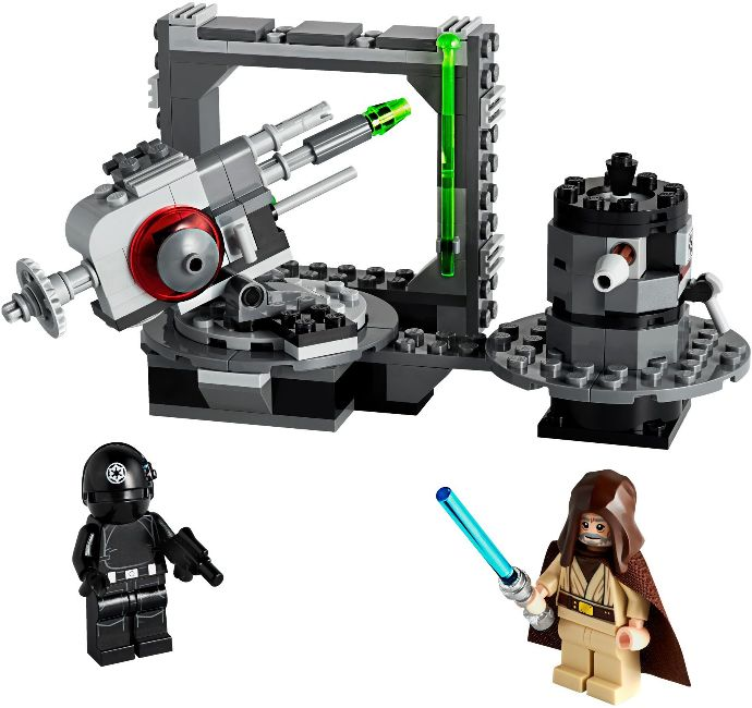 75246-1 Death Star Cannon