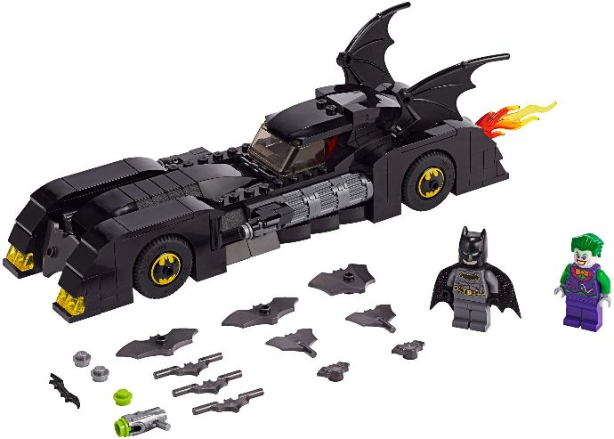 76119-1 Batmobile: Pursuit of The Joker