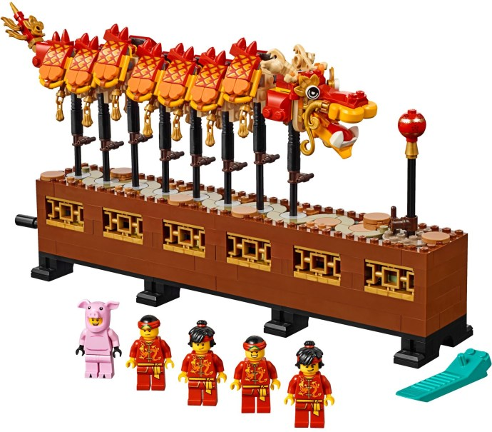 80102-1 Dragon Dance