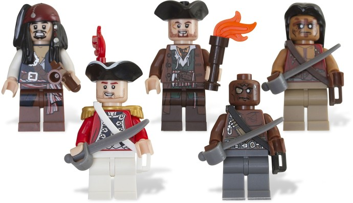 853219-1 Pirates of the Caribbean Battle Pack