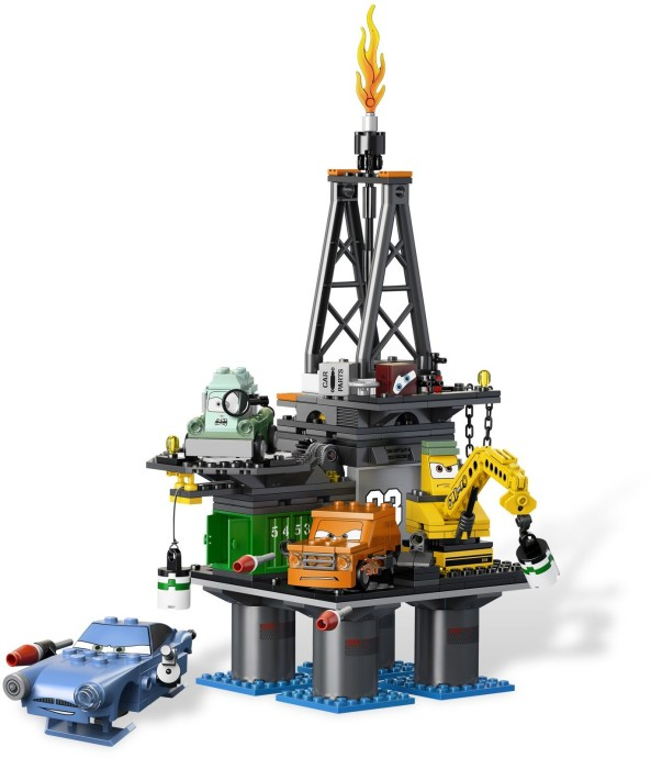 9486-1 Oil Rig Escape