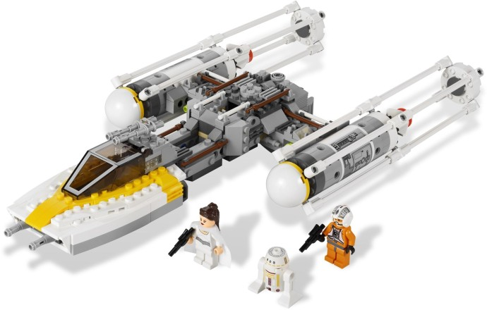 9495-1 Gold Leader's Y-wing Starfighter