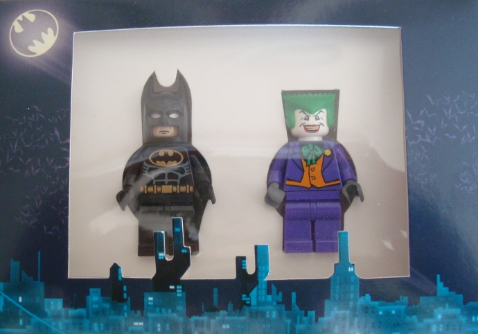 COMCON003-1 Batman And Joker (SDCC 2008 exclusive)