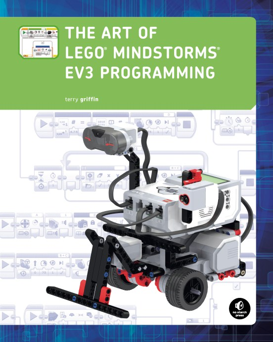 ISBN1593275684-1 The Art of LEGO MINDSTORMS EV3 Programming