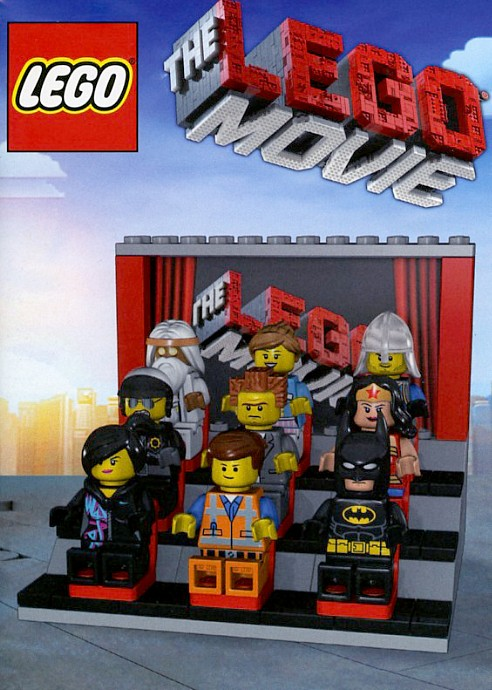 TLMPS-1 The LEGO Movie Promotional Set